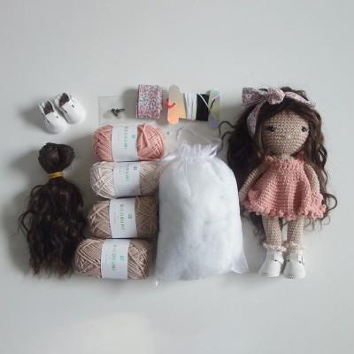 Kit Crochet : Azilys la...