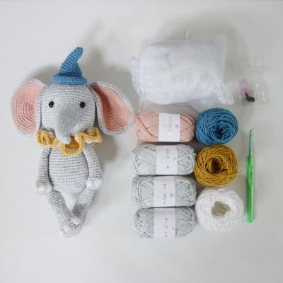 Kit Crochet : Jumbo...
