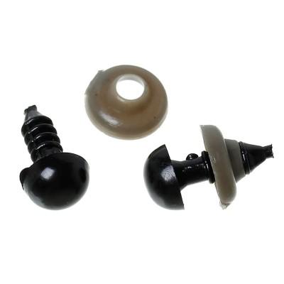 Yeux de sécurités 9 mm (x10)