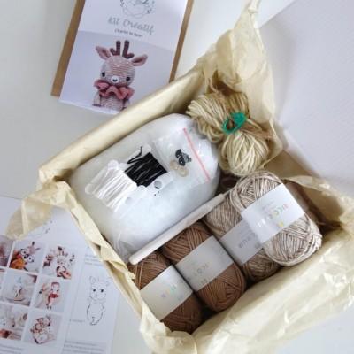 Kit Crochet : Charlie le...