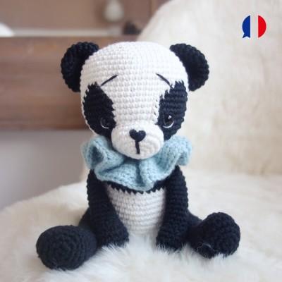 Yumi, le panda : patron au...